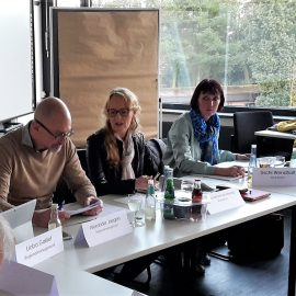 02.03.2017: LEADER-Region Bocholter Aa ist um zwei Projekte reicher – Erste LAG-Sitzung in 2017