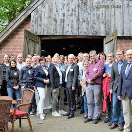 16.05.2017: LEADER-Kooperationstreffen NL-D