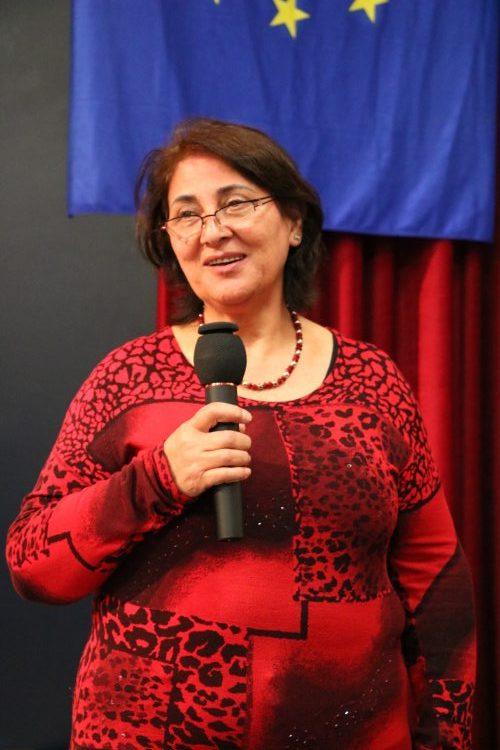 Frau Belarak