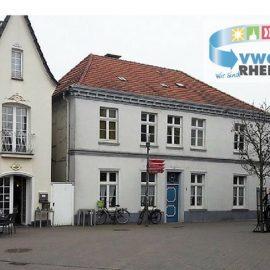 Projekt: Schaufenster der Wirtschaft  – Rheder Postkutschen-Station 4.0
