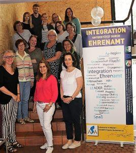 Integration durch Ehrenamt (
