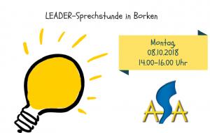 LEADER-Sprechstunde_Oktober