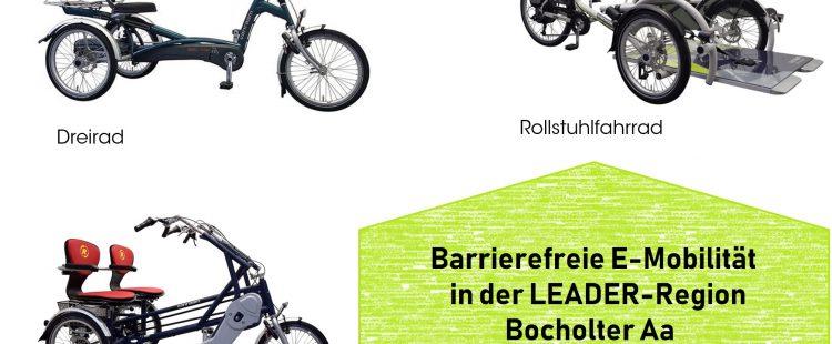 Barrierefreie Emobilität