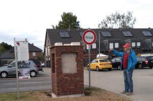 Rohbau Denkmal Suderwicker Schulen ohne Dach