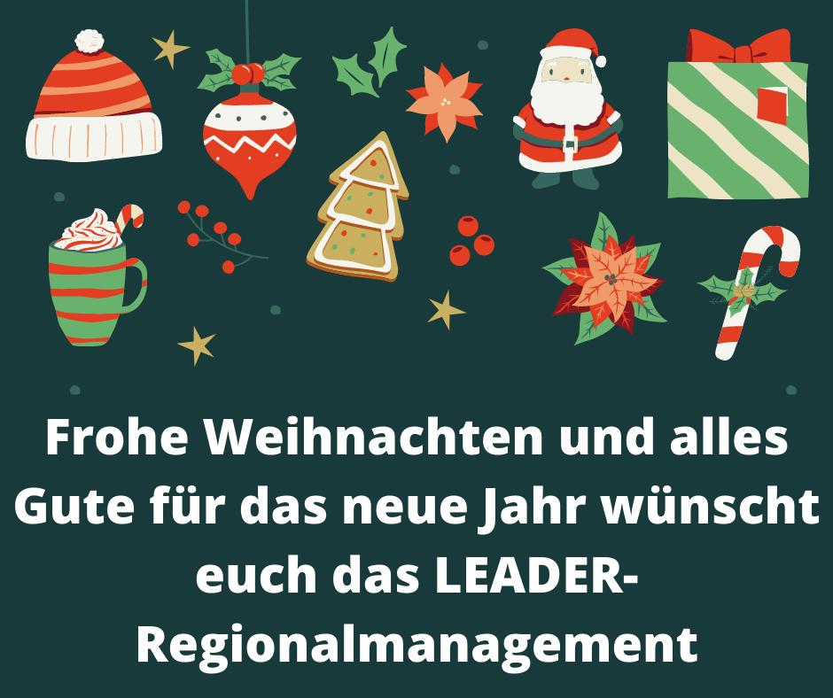 LEADER_Weihnachtsgruß