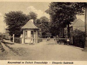Foto historisches Büdeken
