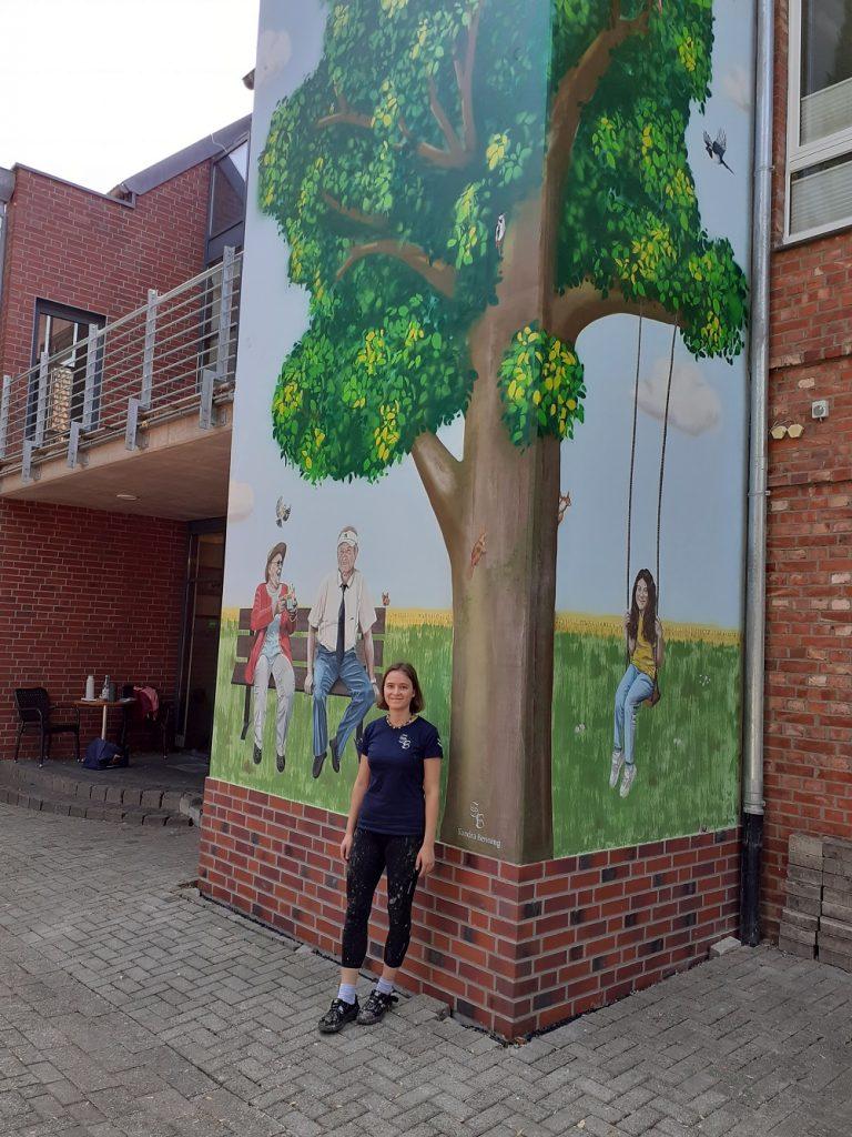 Graffiti Geutingshof